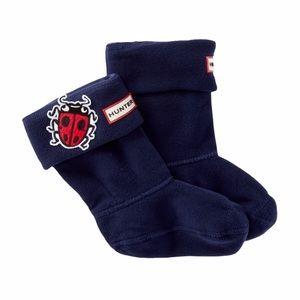 new Hunter ✪ Ladybug Patch ✪ Wellies Boot Socks ✪
